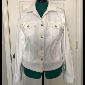 Stylish Michael Kors jeans Jacket, size M
